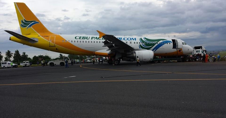 Cebu Pacific Pilot Error Investigated Flight Operations