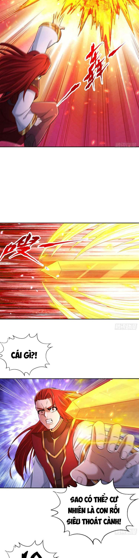 Ta Bị Nhốt Cùng Một Ngày Mười Vạn Năm Chương 58 - Vcomic.net