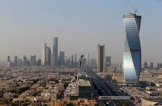 Kota Riyadh izinkan mall beraktifitas di masa pandemi