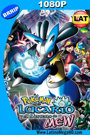 Pokemon 8: Lucario y el misterio de Mew (2005)  Latino HD 1080P ()
