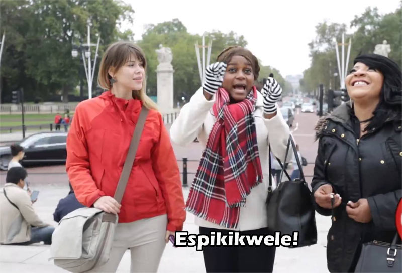 "Espikikwele! See the meaning of ""Espikikwele"""