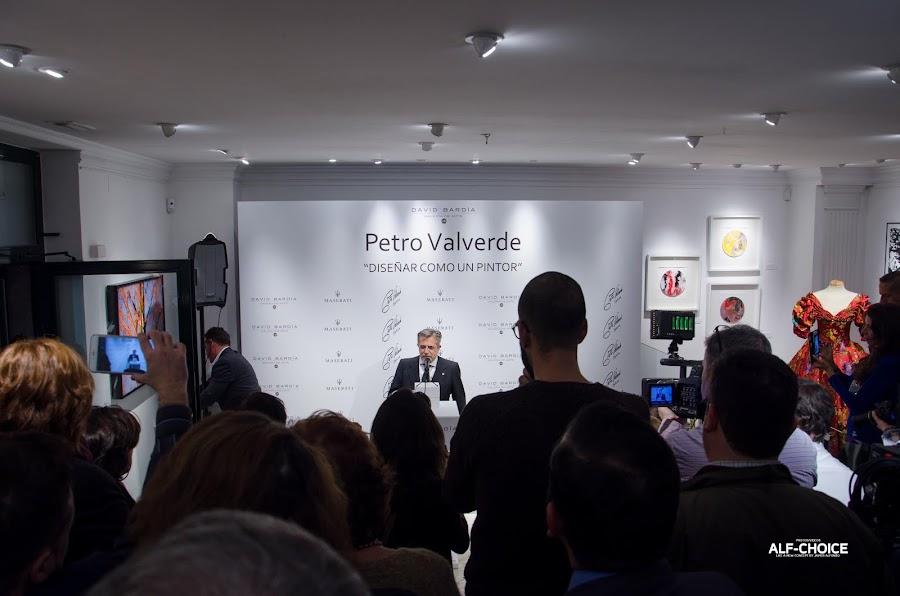 Diseñar como un Pintor,Lujo, Luxury, Moda, Reportajes, Petro Valverde,