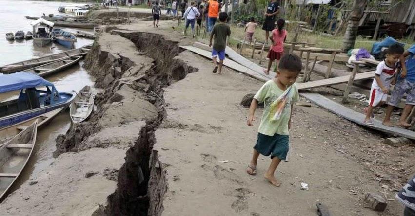 Perú recibirá US$ 60 millones del seguro catastrófico tras terremoto de magnitud 8.0 en Loreto