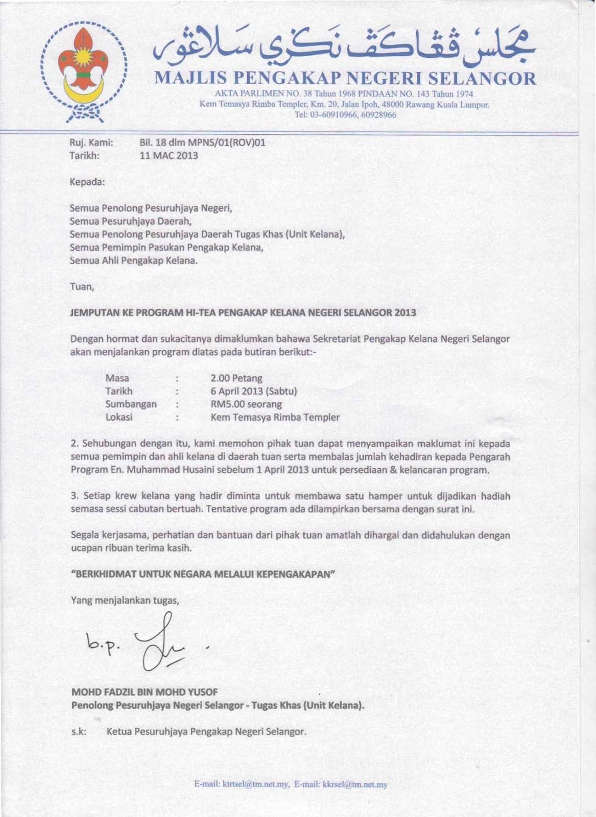 Ptg Selangor Online Author On T