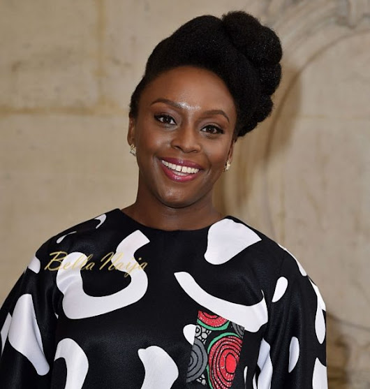 How To Raise A Female Child - Chimamanda Adichie