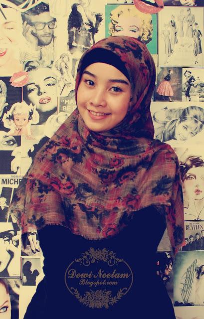 Hijab Pashmina Tutorial Simple Hijab Training Headband