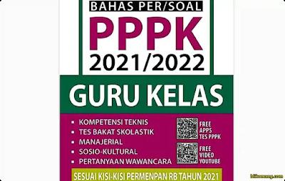 Baper, Bahas per Soal PPPK 2021 Guru Kelas