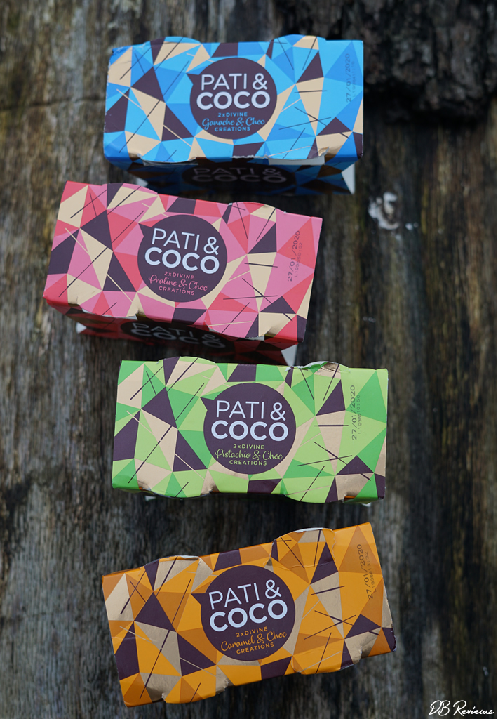 Luxurious desserts from Pati & Coco