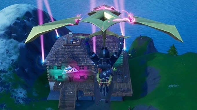 Fortnite Lockie's Lighthouse, Apres Ski and Mount Kay locations explained