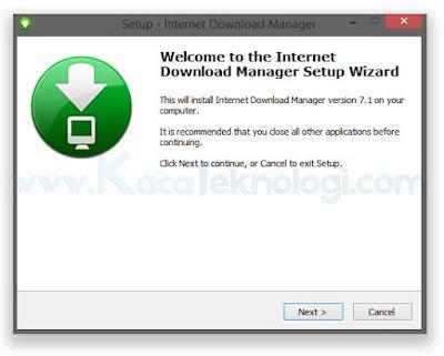Cara membuat IDM aktif selamanya / permanen tanpa membutuhkan crack/patch/serial number dengan men-download idm permanen versi 7.1 gratis untuk Windows terbaru
