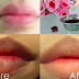 Easy Hacks That Will Make Your Lips Soft and Pink Naturally