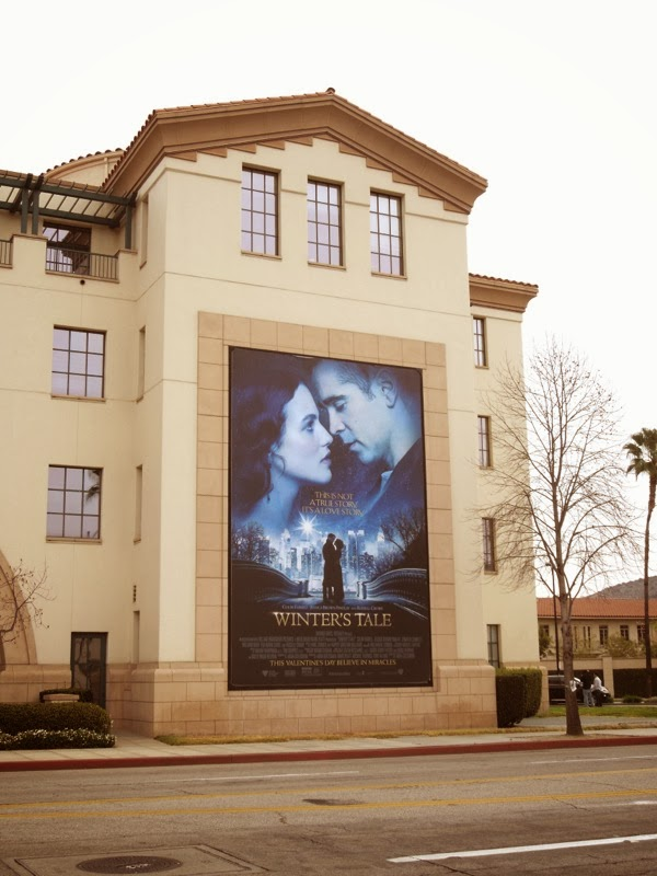 Winters Tale movie billboard