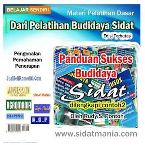 Panduan Sukses Budidaya Sidat (DVD) (Kode: PS)