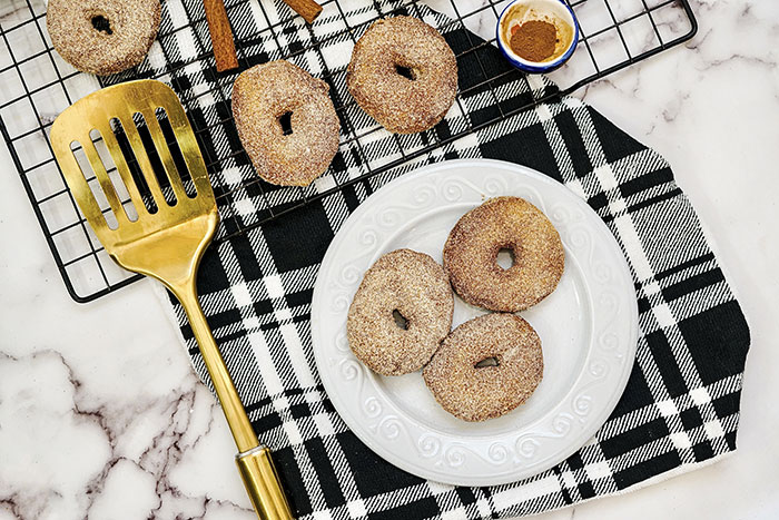 How to Make Air Fryer Donuts From Pillsbury Grands Biscuits
