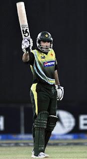 Misbah-ul-Haq 87* - Pakistan vs Bangladesh Only T20I 2008 Highlights