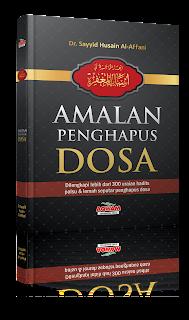 Amalan Penghapus Dosa | TOKO BUKU ISLAM ONLINE