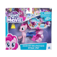 My Little Pony The Movie Pinkie Pie Land and Sea Fashion Styles Brushable