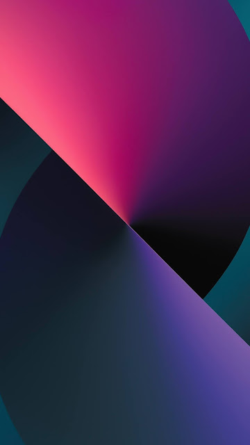 Download Wallpaper iphone 13 Midnight