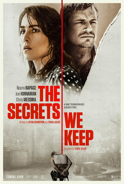 The Secrets We Keep (2020) - WWII America, a woman, rebuilding her life in the suburbs with her husband, kidnaps her neighbor and seeks vengeance for the heinous war crimes she believes he committed against her.