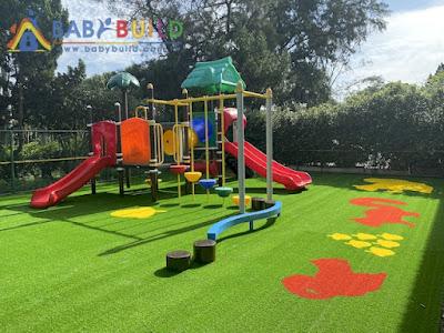 桃園市楊梅區瑞原國民小學 - 幼兒園遊戲場設施改善採購