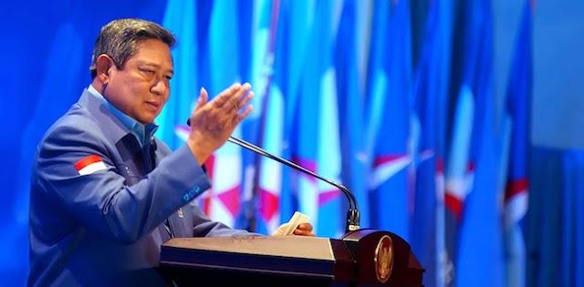 Pengamat: Ada Rasa Takut Di Balik Tulisan SBY Soal Jiwasraya