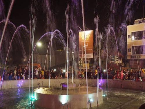 Taman Air Mancur Leuwigajah Cimahi