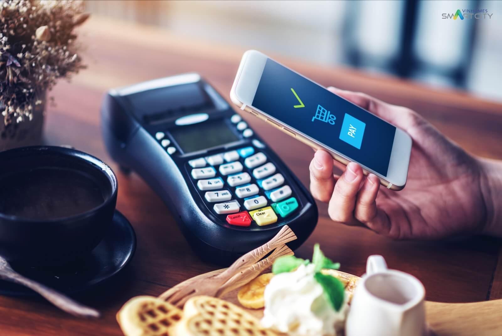 Hỗ trợ thanh toán dễ dàng khi sống tại Vinhomes Smart City