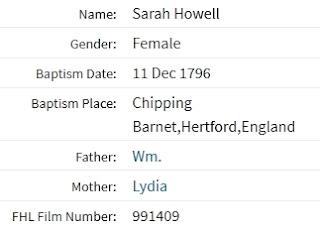 Ancestry.com. England, Select Births and Christenings, 1538-1975 [database on-line]. Provo, UT, USA: Ancestry.com Operations, Inc., 2014.