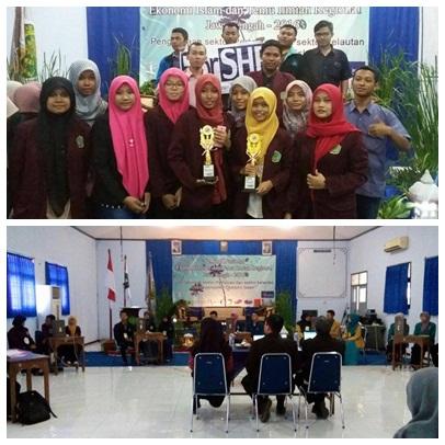 ForSHEI Juarai Lomba Olimpiade Ekonomi Islam se-Jawa Tengah
