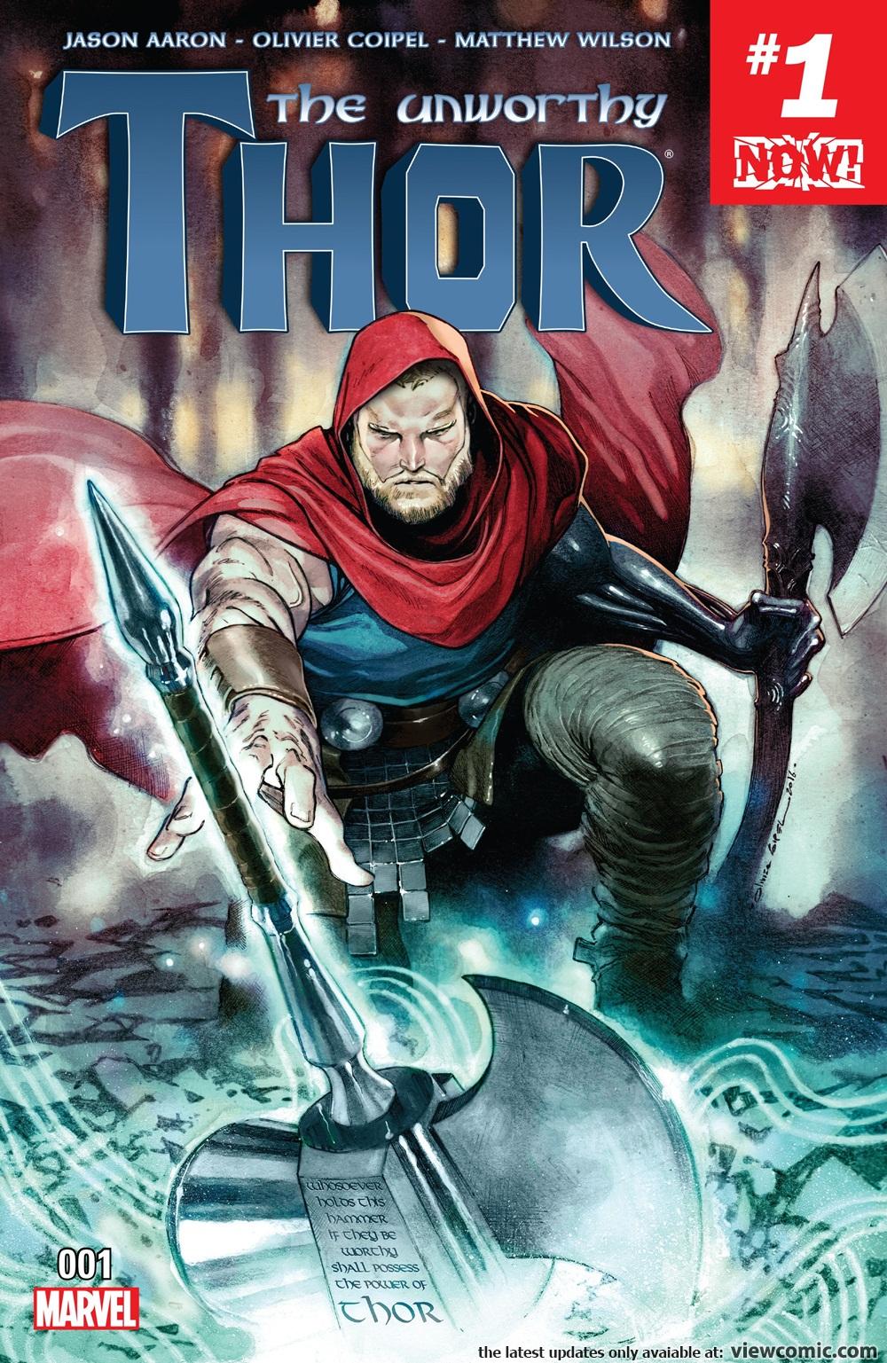 O Indigno Thor #1