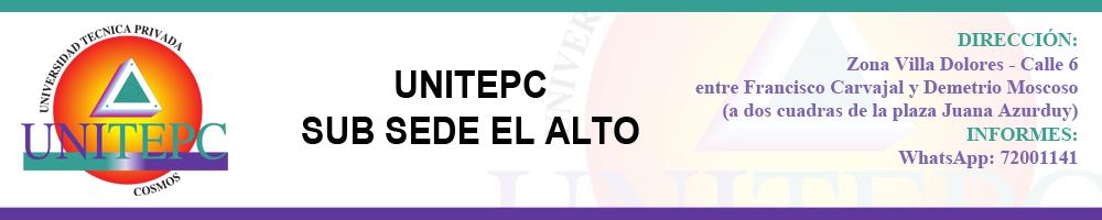 UNITEPC SUB SEDE EL ALTO