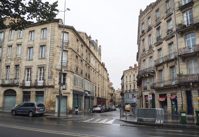 Улицы Бордо (Streets of Bordeaux)