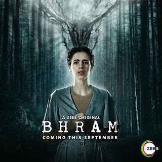 Download Bhram Season 1 Hindi Web Series Complete 720p WEBRip