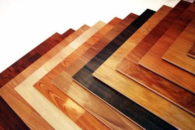 Các màu sắc bề mặt gỗ Laminate