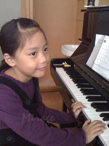Piano Lessons this Semester