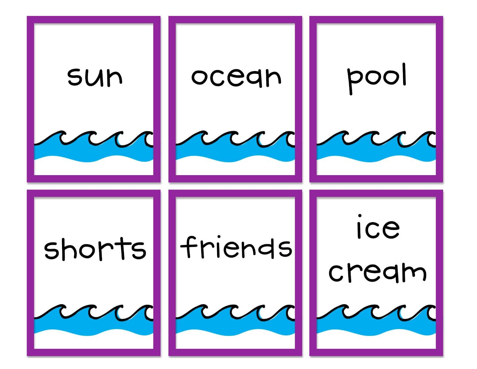 Teacher Idea Factory My Summer Bucket List Flip Flop