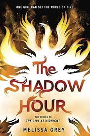The Shadow Hour by Melissa Grey || Cover Love