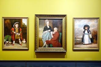 Expo : L'âge d'or de la peinture anglaise, de Reynolds à Turner - Musée du Luxembourg - Jusqu'au 16 février 2020