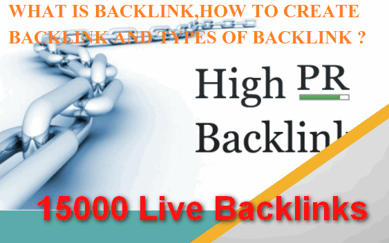 what is backlin? || How to Create Backlink ? full information in Hindi