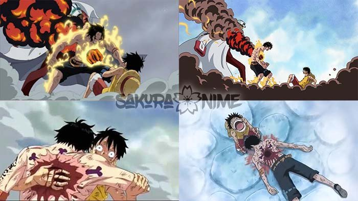 Kematian Kakak Luffy, Ace ( One Piece )