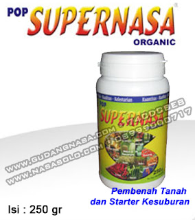 POP SUPERNASA NASA 250GRAM Rp.55.000,-
