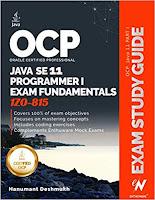 best book for Java SE 11 certification