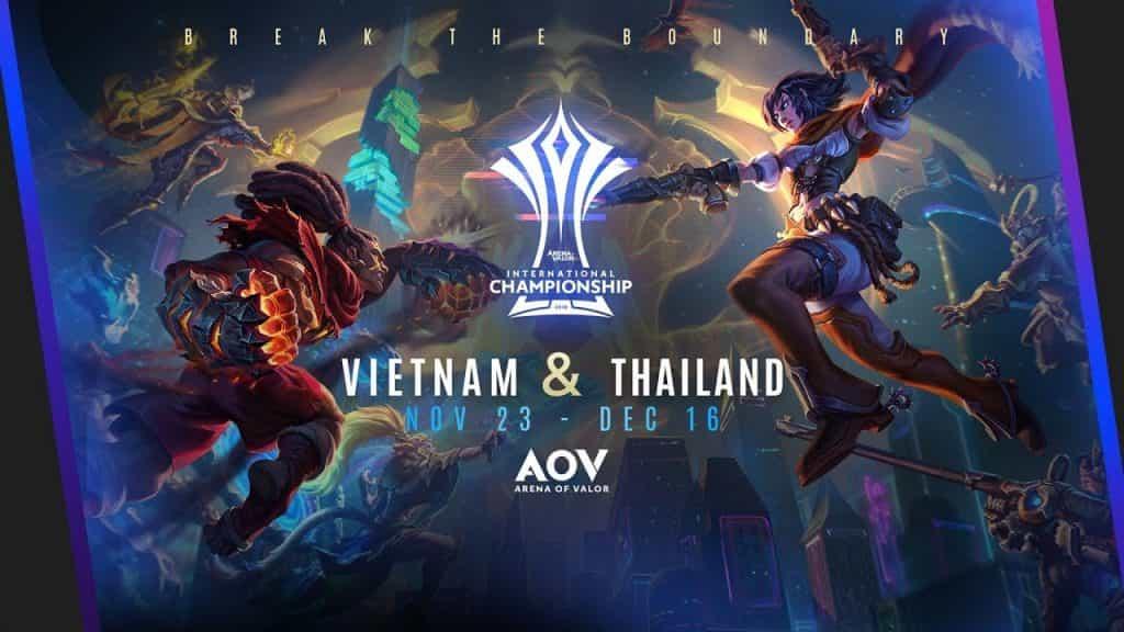 Thailand Kembali Menjadi Tuan Rumah AIC 2019 1