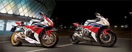 Review Honda CBR1000RR Fireblade