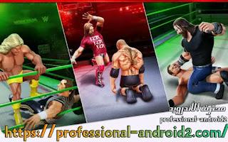 تحميل لعبة WWE Mayhem مهكرة آخر إصدار للأندرويد