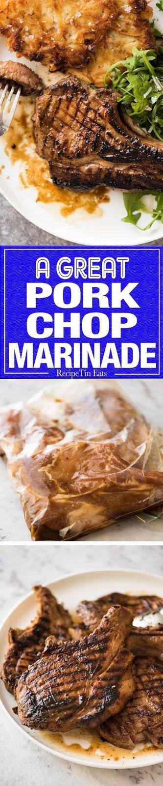 A #Great #Pork #Chop #Marinade