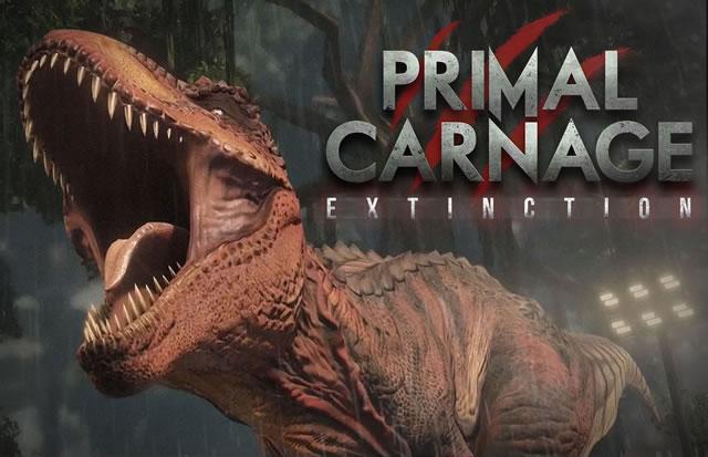 Fim de semana gratuito de Primal Carnage: Extinction!