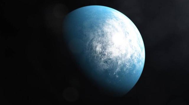 La NASA descubre una tierra en la zona habitable