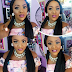 Beautiful make-up photos of comedienne Helen Paul