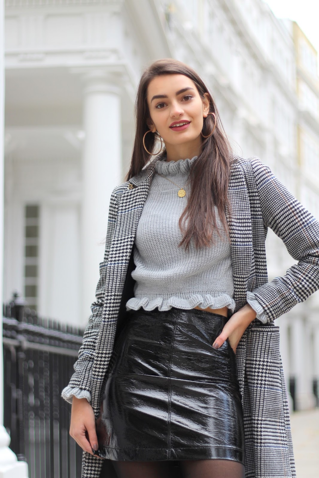 peexo winter style blogger fashion london